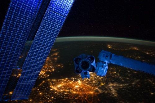 national Space Station Earth
