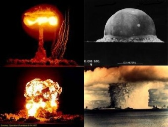 explosiones nucleares